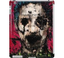 Where the Eternal comes to play in this world of death and decay. iPad Case/Skin