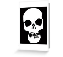 The Venture Bros Greeting Card