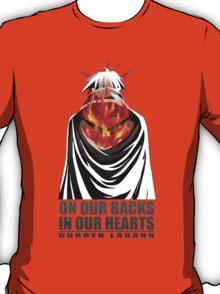 Gurren Lagann - Simon T-Shirt