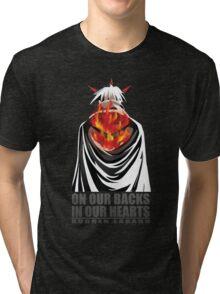 Gurren Lagann - Simon Tri-blend T-Shirt