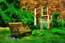 Country Garden by Lois  Bryan