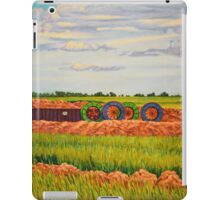 Landscape Pipeline iPad Case/Skin