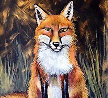 Foxy by SkyeWieland
