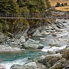 Mt Aspiring National Park by Charles Kosina