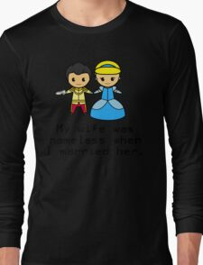 Nameless Marriage Long Sleeve T-Shirt