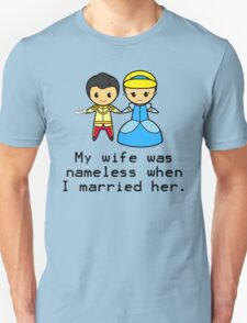 Nameless Marriage Unisex T-Shirt