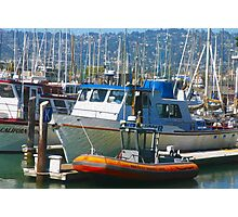 Berkeley Marina Photographic Print
