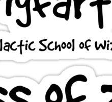 Pigfarts 2015 Sticker