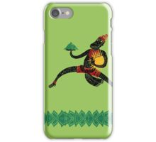 Hanuman's Leap iPhone Case/Skin