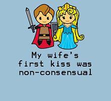 Sleep Kissing is Non-consensual  Classic T-Shirt