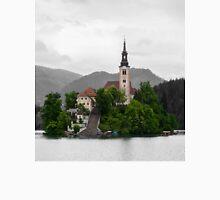 Bled Lake, Slovenia. Unisex T-Shirt