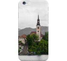 Bled Lake, Slovenia. iPhone Case/Skin