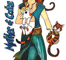 "Skyecatz: ""Mother of Cats"" by Skye Tranter"