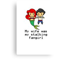 Fangirl Dream come true Canvas Print