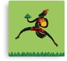 Hanuman's Leap Canvas Print