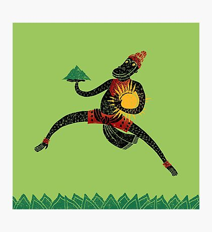 Hanuman's Leap Photographic Print