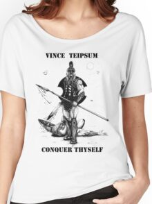 Conquer Thyself Women's Relaxed Fit T-Shirt