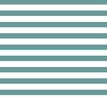 Stripy Emerald by LINA Design