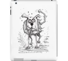 Shaggy Dog Hound iPad Case/Skin