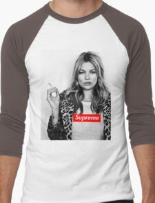 kate moss Men's Baseball ¾ T-Shirt