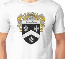 Vaughan Coat of Arms / Vaughan Family Crest Unisex T-Shirt