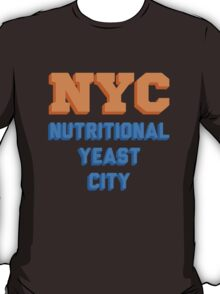 Nutritional Yeast City T-Shirt