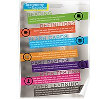 A Taxonomy for Revision Poster
