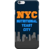 Nutritional Yeast City iPhone Case/Skin