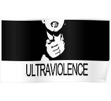 Ultraviolence - Lana del Rey Poster