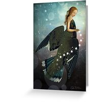Stardust Greeting Card
