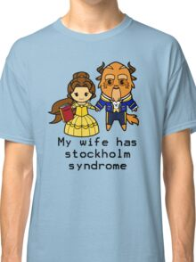 Happy Stolkholm Syndrome Classic T-Shirt