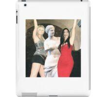 Paris Hilton, Kim Kardashian and Venus de Milo iPad Case/Skin