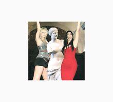 Paris Hilton, Kim Kardashian and Venus de Milo Unisex T-Shirt