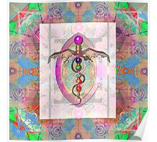CADUCEUS OF FREEDOM 2 Poster