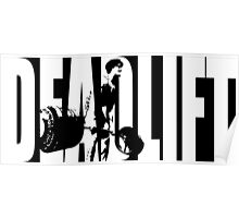 DEADLIFT (Iconic) Poster