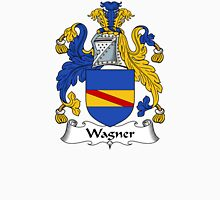 Wagner Coat of Arms / Wagner Family Crest Unisex T-Shirt