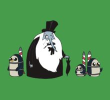 Ice King Crossover Penguin One Piece - Short Sleeve