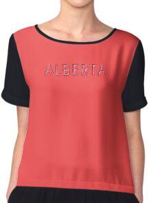 Alberta Chiffon Top
