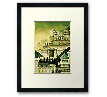 Highgarden - House Tyrell Framed Print
