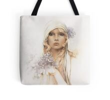 """Sara"" by Sara Moon Tote Bag"