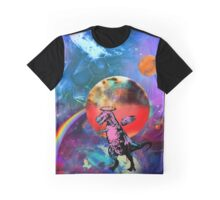 Space Rex Graphic T-Shirt