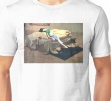 Amy Winehouse and Tracey Emin's Unmade Bed Unisex T-Shirt