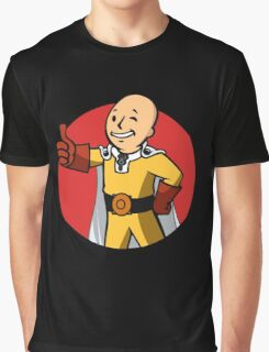 Fallout - One Punch Man Graphic T-Shirt