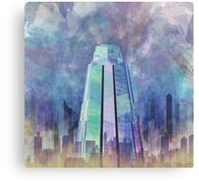 One Kansas City Place (Kansas City, MO) Canvas Print
