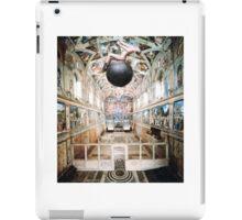 Miley Cyrus in the Sistine Chapel iPad Case/Skin