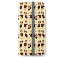 Mini Audrey Hepburn iPhone Wallet/Case/Skin