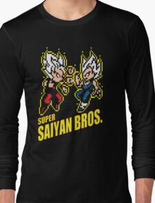 Super Saiyan Bros Long Sleeve T-Shirt