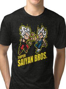 Super Saiyan Bros Tri-blend T-Shirt