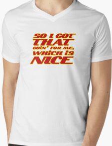 Total Conciousness! Mens V-Neck T-Shirt