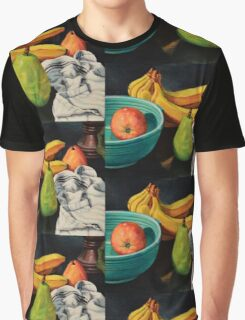 Fruit Assortment Graphic T-Shirt